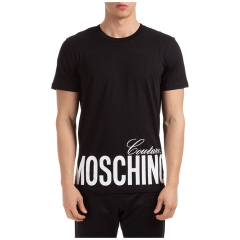 Moschino Couture Printed T-Shirt