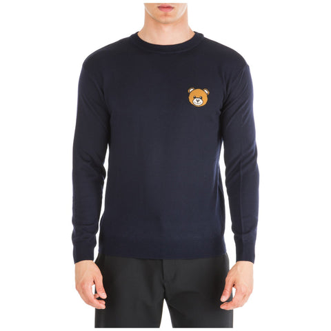 Moschino Teddy Patch Pullover