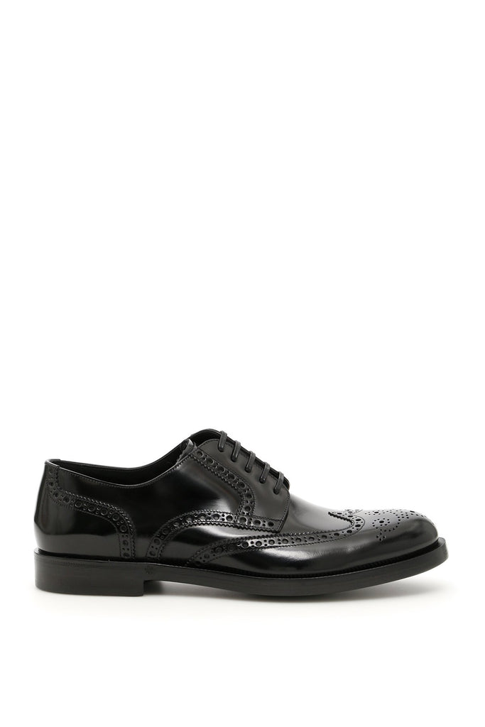 Dolce & Gabbana Brogue Lace Up Shoes