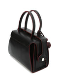 Tod's Luggage Tag Detailed Leather Tote Bag