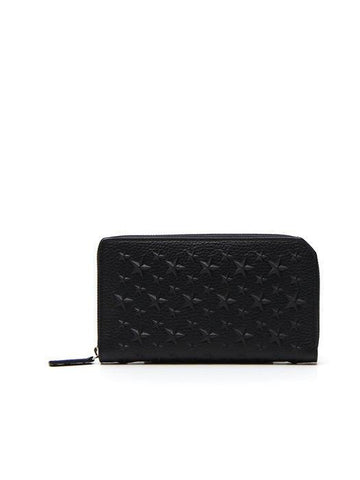 Jimmy Choo Star Embossed Carnaby Wallet