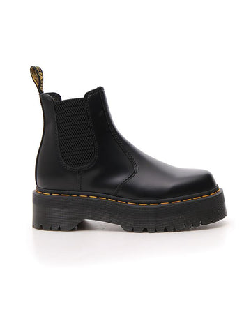 Dr. Martens Slip On Ankle Boots