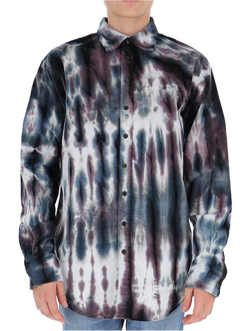 Dsquared2 Tie dye Effect Shirt