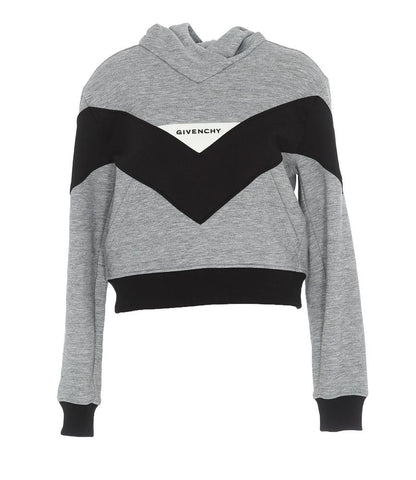 Givenchy Colour Block Hooded Sweatshirt