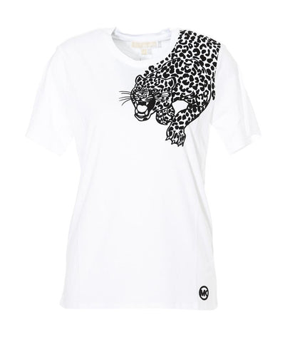 Michael Michael Kors Graphic Printed T-Shirt