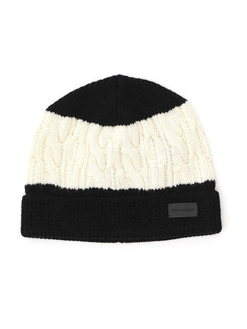 Saint Laurent Knitted Beanie