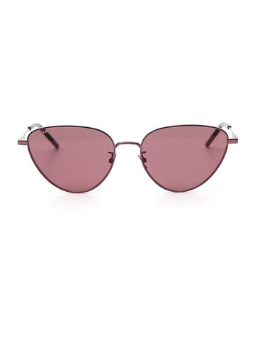 Saint Laurent Eyewear Cat-Eye Sunglasses