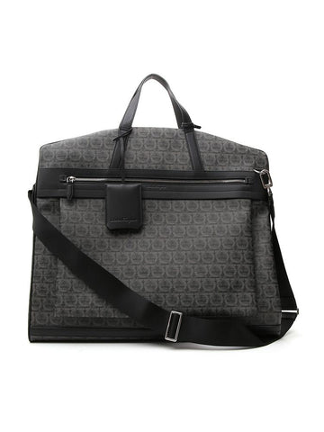 Salvatore Ferragamo Top Handle Laptop Bag