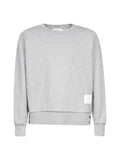 Thom Browne Center Back Striped Crewneck Pullover