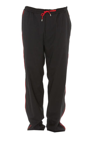 Versace Collection Side Stripe Detail Pants