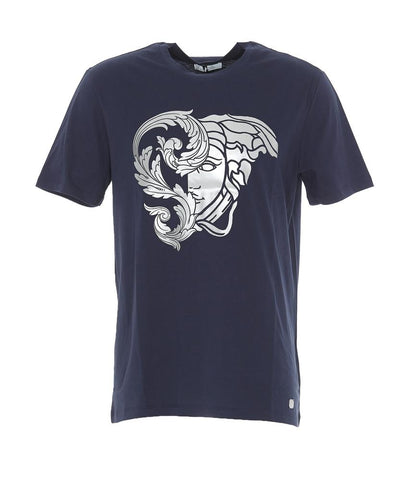 Versace Collection Medusa Print T-Shirt