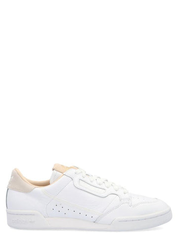 Adidas Continental 80 Lace Up Sneakers