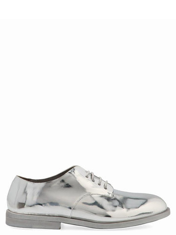 Marsèll Scalpello Metallic Lace-Up Shoes