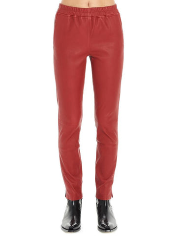 Arma High Waisted Skinny Trousers