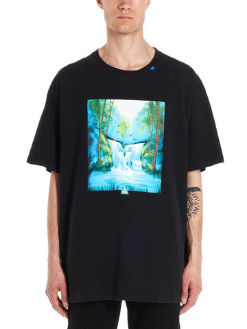 Off-White Graphic Printed T-Shirt