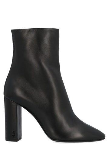 Saint Laurent Lou 95 Ankle Boots