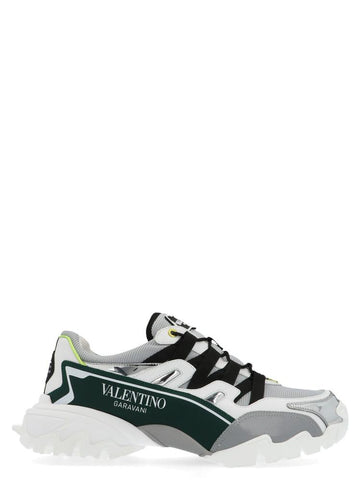 Valentino Climber Low-Top Sneakers