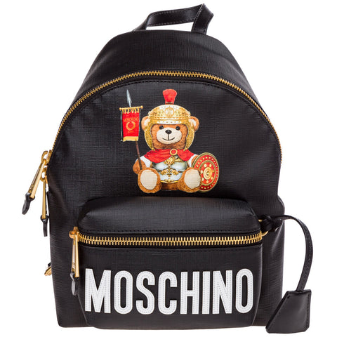 Moschino Teddy Gladiator Backpack