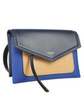 Givenchy Duetto Contrasting Shoulder Bag