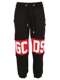 GCDS Classic Striped Sweatpants