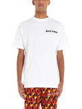 Palm Angels Logo Tag T-Shirt