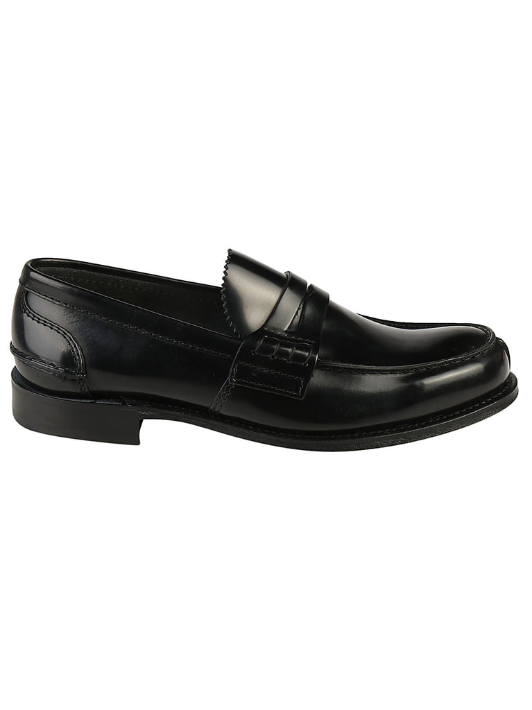 Church's Classic Leather Loafers