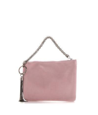 Jimmy Choo Callie Chain Clutch