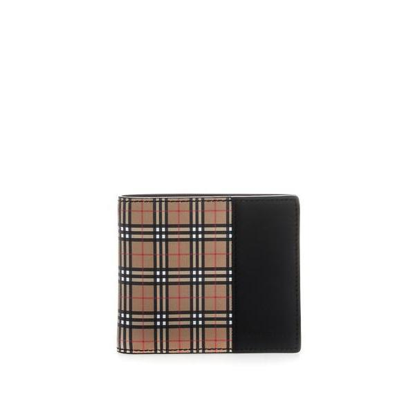 Burberry Small Scale Check Wallet
