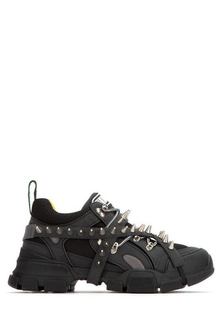 Gucci Flashtrek Spike Detail Sneakers