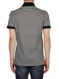 Salvatore Ferragamo Patterned Polo Shirt