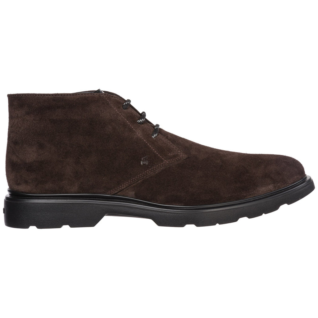 Hogan Desert Lace-Up Boots