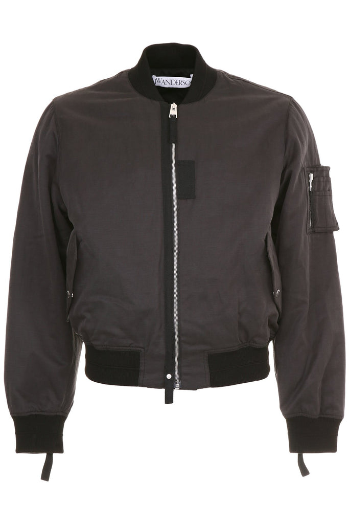 JW Anderson Techno Cotton Bomber Jacket