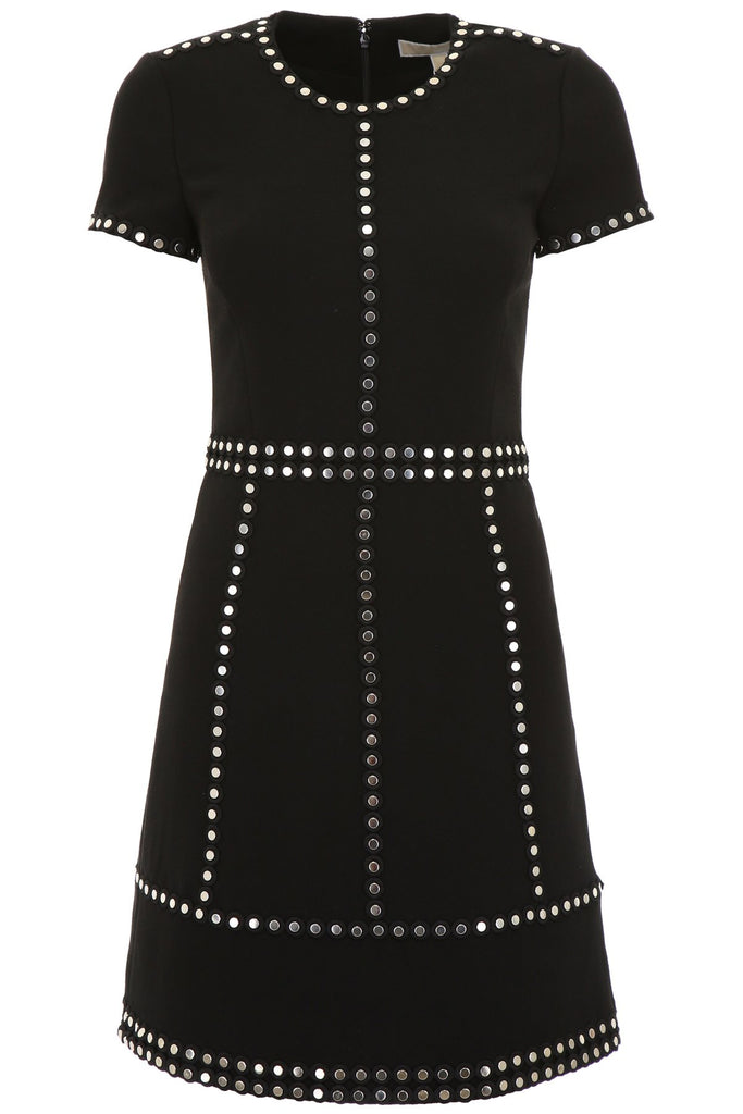 Michael Michael Kors Studded Mini Dress