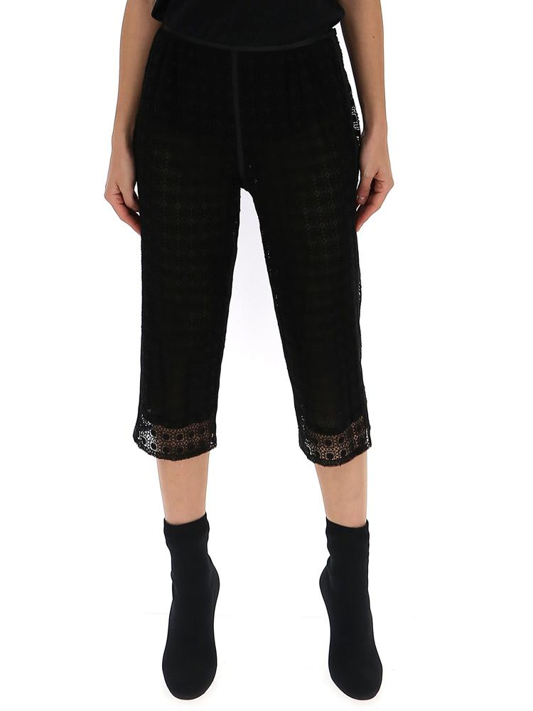 Marc Jacobs Embroidered Cropped Pants