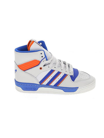 Adidas Contrasting Panelled High-Top Sneakers