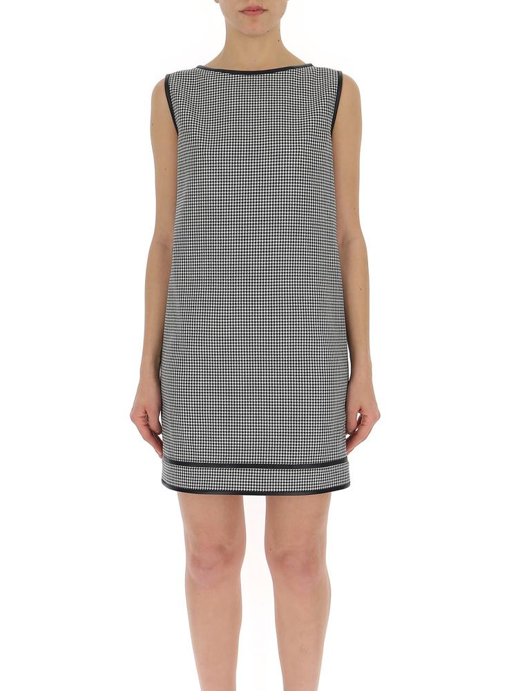 Dsquared2 Sleeveless Check Shift Dress