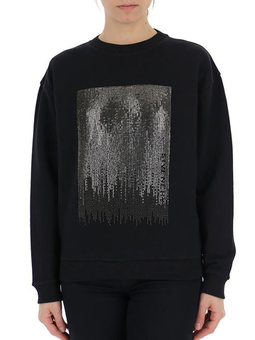 Givenchy Sequin Detail Sweater