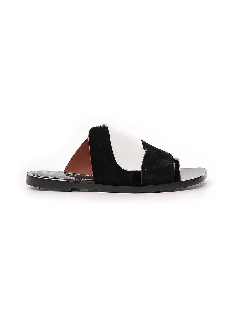 Proenza Schouler Colour Block Slides