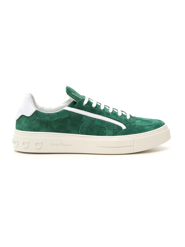 Salvatore Ferragamo Low-Top Sneakers