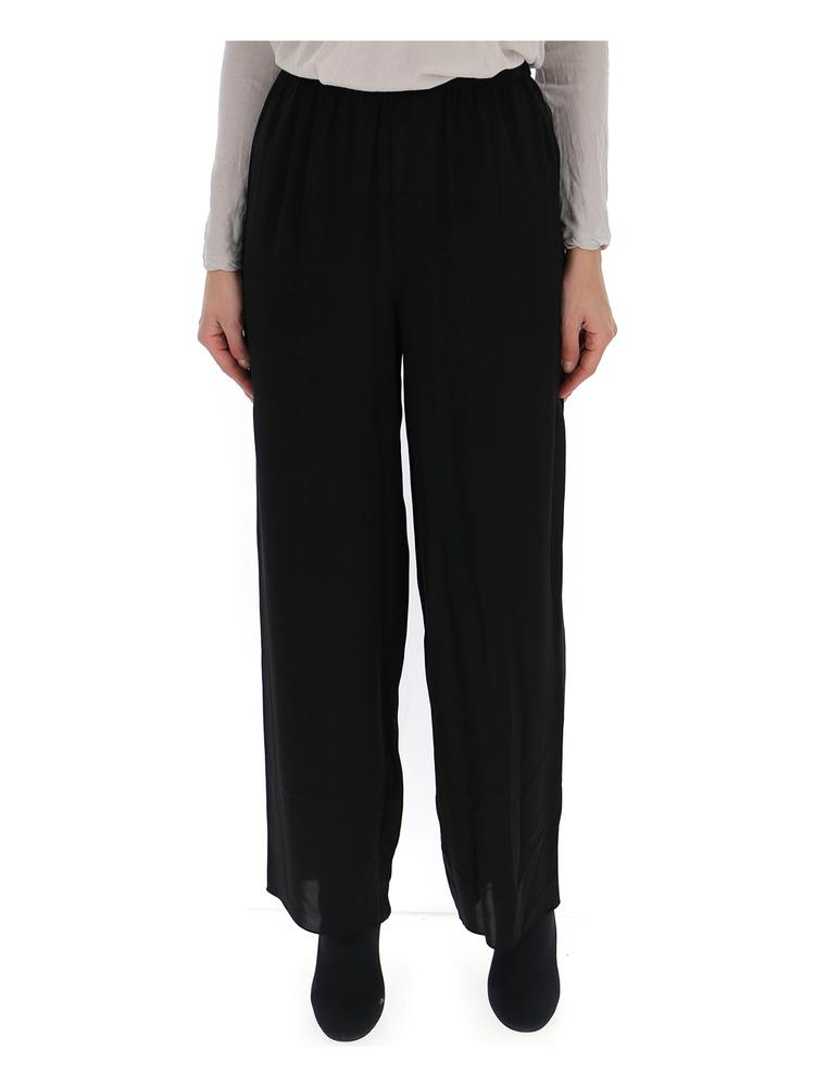 Theory Wide Leg Pull On Trousers