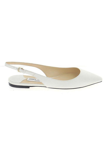 Jimmy Choo Erin Slingback Flat Shoes