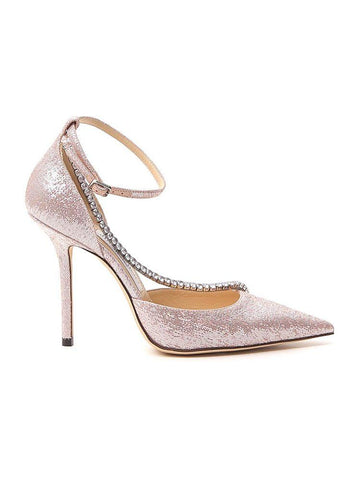 Jimmy Choo Talika 100 Pumps