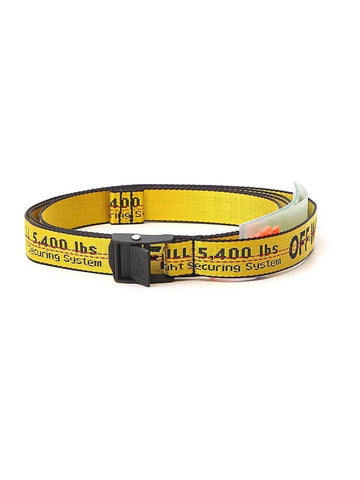Off-White Logo Buckle Belt