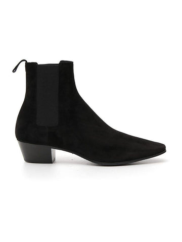 Saint Laurent Chelsea Ankle Boots