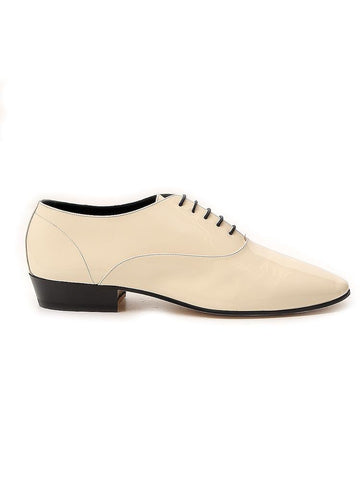 Saint Laurent Hopper Patent Oxford Shoes