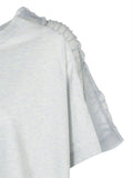Maison Margiela Sheer Panel Oversized T-Shirt