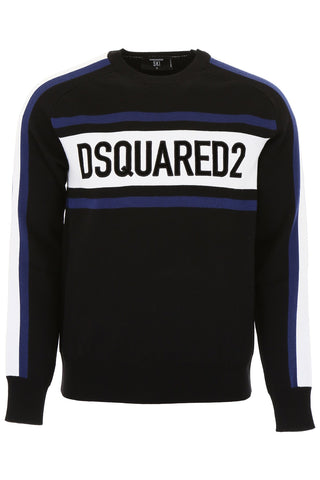 Dsquared2 Logo Long Sleeve Pullover