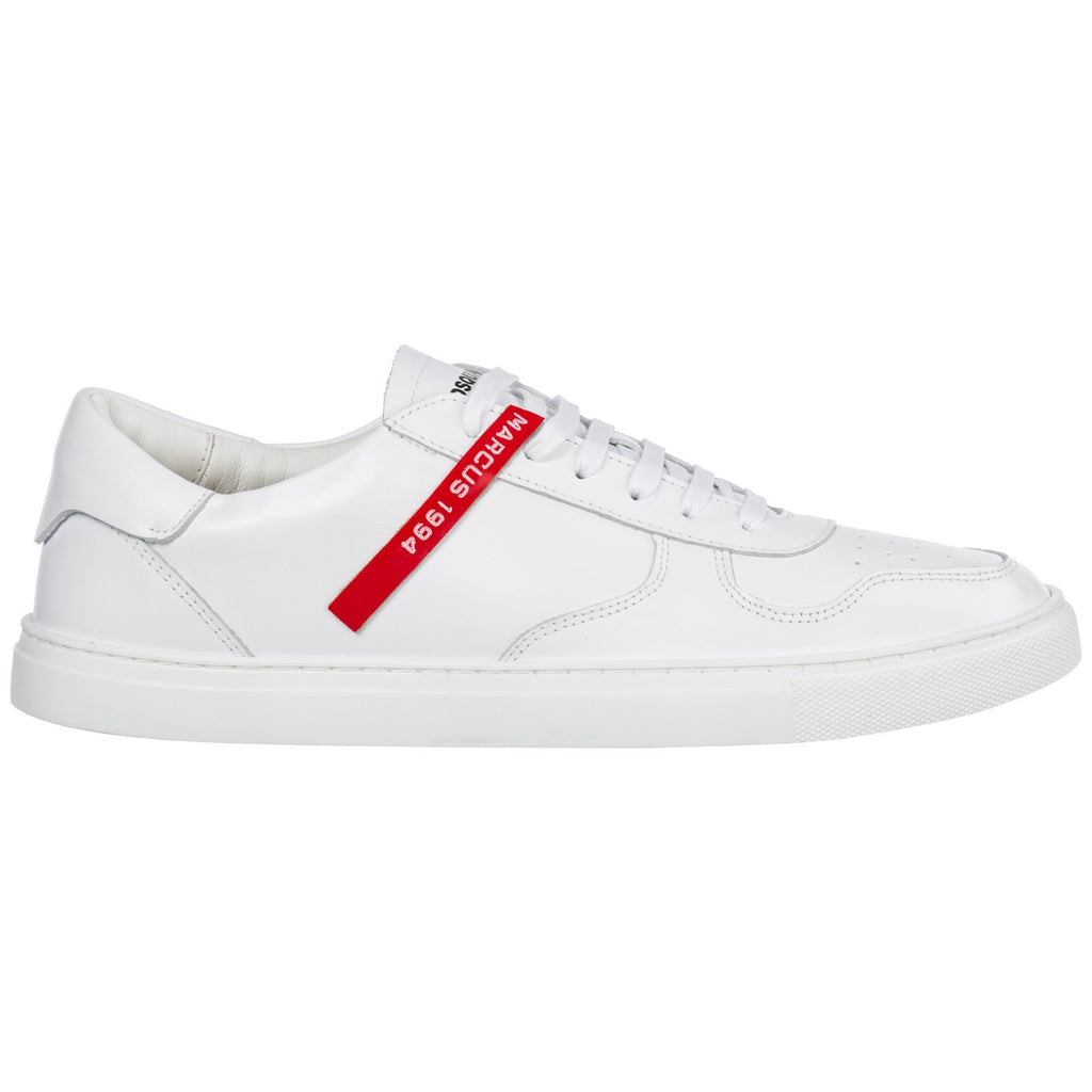 Dsquared2 Mert And Marcus Logo Stamp Low Top Sneakers