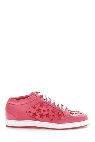 Jimmy Choo Stars Embellished Sneakers