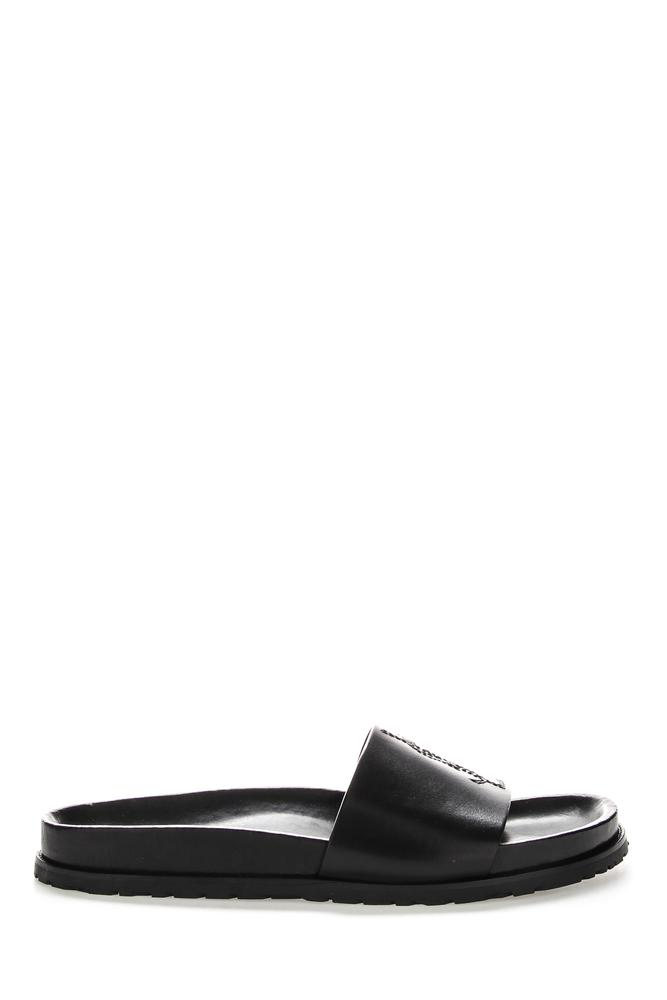 Saint Laurent Joan 05 Monogram Slides